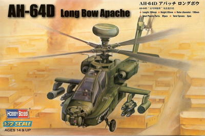 AH-64D Long Bow Apache