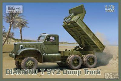 Diamond T972 Dump Truck - 1