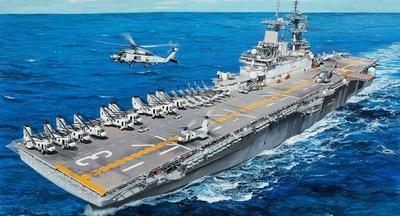 U.S.S Kearsarge (lhd-3)