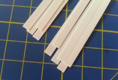 Strips 0,4 x 4 mm