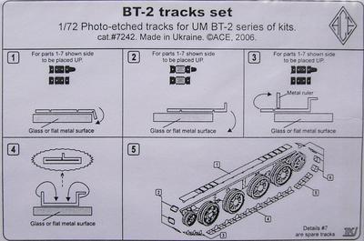 BT-2 leptané pásy