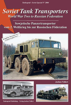 Soviet Tank Transport WWII to Russian Federation - 1