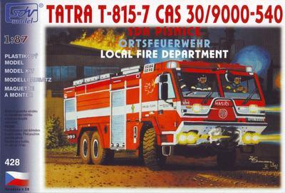 Tatra T-815-7 CAS 30/9000-540
