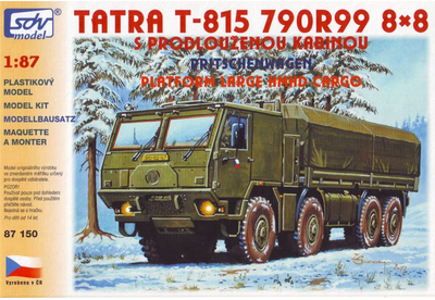 Tatra T-815 790R99 8x8