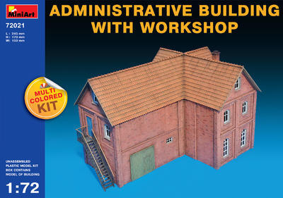 Administrative Building w/Workshop