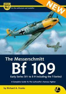 Messerschmitt Bf-109 early series - 1