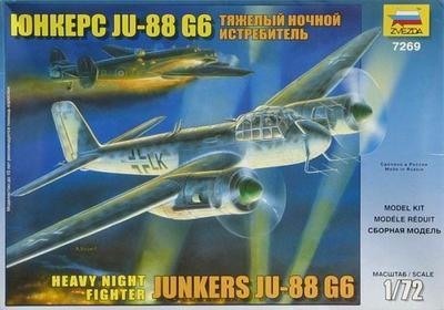 Ju-88 G-6