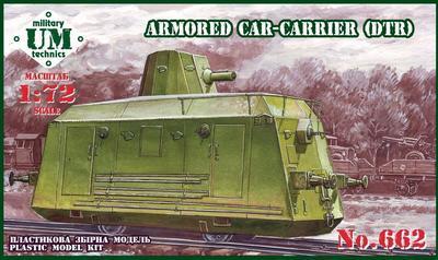 Armored Car-carrier (Podolsk)