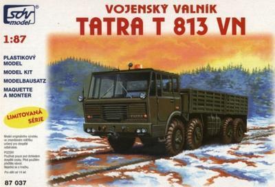 Tatra T-813, vojenský valník