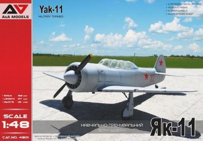 Yak -11 Military Trainer