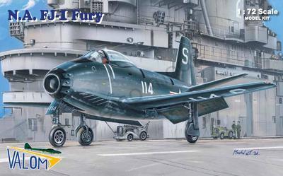 N.A. FJ-1 Fury