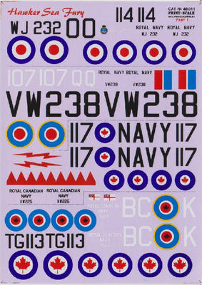 Hawker Sea Fury Part 1 - 1