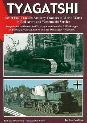 Tyagatshi Soviet Artillery Tracktor in Red army and Wermacht service in WWII - 1