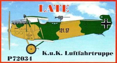 Phőnix C.1 Late k.u.k.Luftfahrtruppe