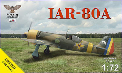 IAR-80A   limited edition