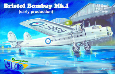 Bristol Bombay Mk.I (early production)