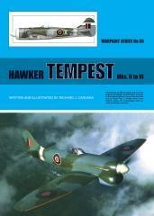 Hawker Tempest Mks. II to VI