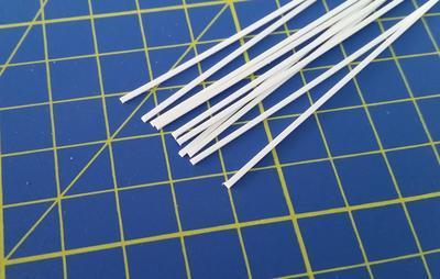 Strips 0,5 x 1 mm 10ks