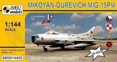 Mikoyan-Gurevich Mig-19PM - 1