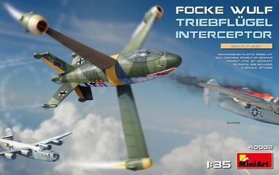 Focke-Wulf Triebflugel Interceptor  - 1