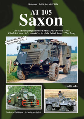 AT 105 SAXON Wheeled Armoured Personnel Carrier  - 1
