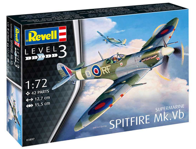 Supermarine Spitfire Mk.Vb - 1