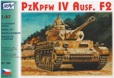 PzKpfw IV. Ausf F2