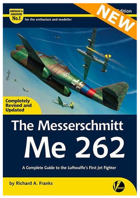 The Messerschmitt Me 262 - Second Edition  - 1