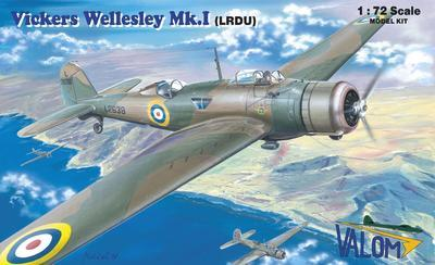 Vickers Wellesley Mk. I (LRDU)