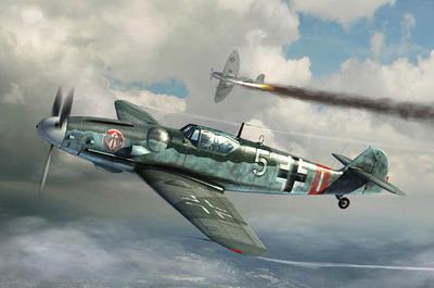 Messerchmitt Bf 109G-6 (late)