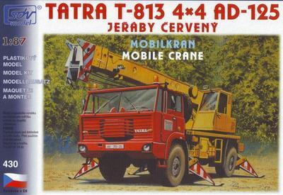 Tatra T-813 4x4 AD-125 - 1