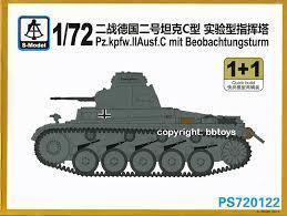 Pz.Kpfw.II Ausf.C mit beobachtungsturm