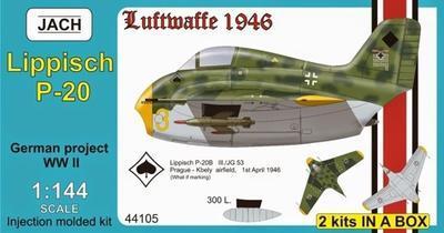 Lippisch P-20