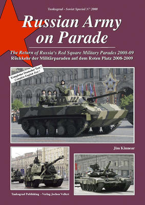 Russian Army on Parade - 1