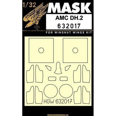 AMC DH.2 1:32 masky