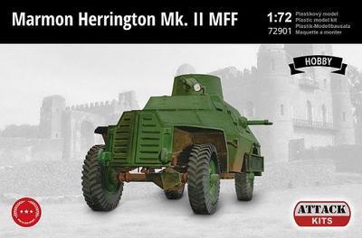 Marmon Herrington Mk.II MFF  (Hobby Line 01)  - 1