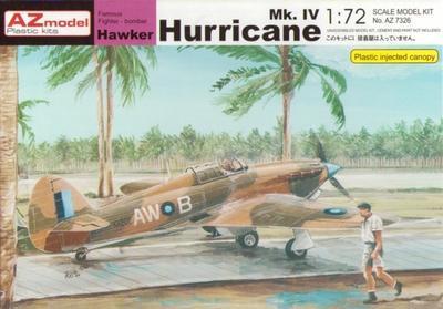 Hurricane Mk. IV