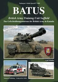 BATUS British Army Training Unit Suffield