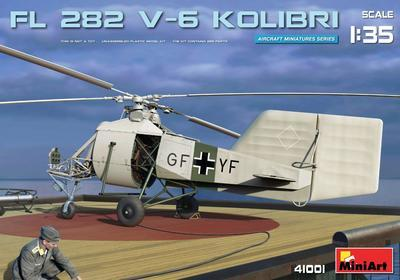 FL 282 V-6 Kolibri - 1