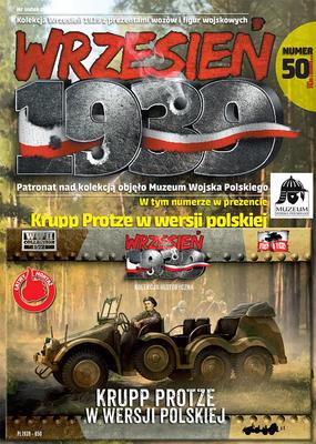 Krupp Protze v polské verzi - 1