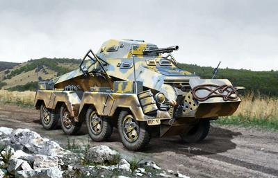 Sd.Kfz. 231 Schwerer Panzerspahwagen (8-Rad)