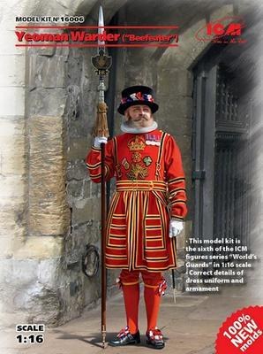 """Yeoman Warder """"Beefeater"""" 1 fig."""