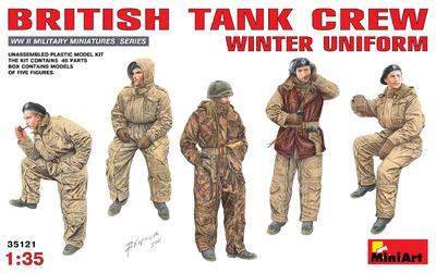 British Tank Crew