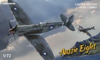 Aussie Eight Limited Edition Dual Combo, Spitfire Mk.VIII v australských službách.