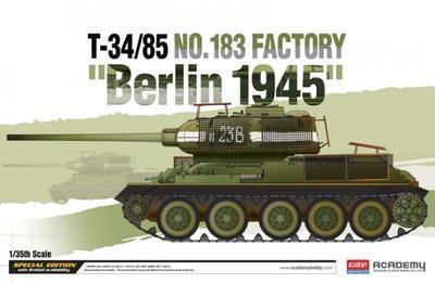 "T-38/85 No.183 Factory ""Berlin 1945"""