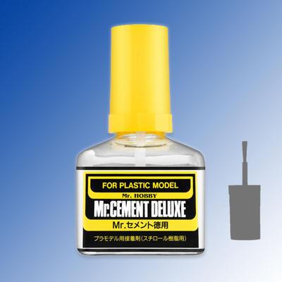 Mr. Cement De Luxe - lepidlo na modely