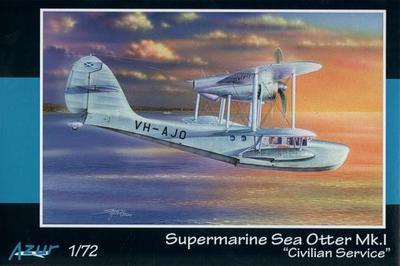 "Supermarine Sea Otter Mk.I ""Civilian Service"""