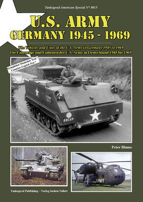 U.S. Army Germany 1945-1969 - 1