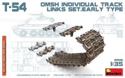 T54 OMSH Individual Track Links Set Early Type