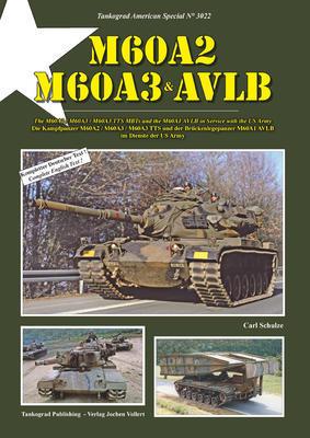 M60A2, M60A3 & AVLB - 1